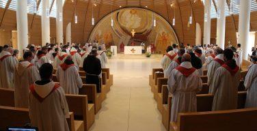 В Риме проходит Генеральный Капитул францисканского Ордена Братьев Меньших