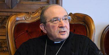 Послание кардинала Петрокки участникам конференции, посвящённой концу жизни