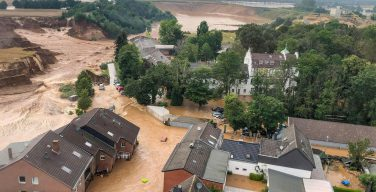 Церковь Польши поможет жертвам катастрофических наводнений в Европе