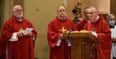 Кардинал Пьетро Паролин побывал с визитом в Германии