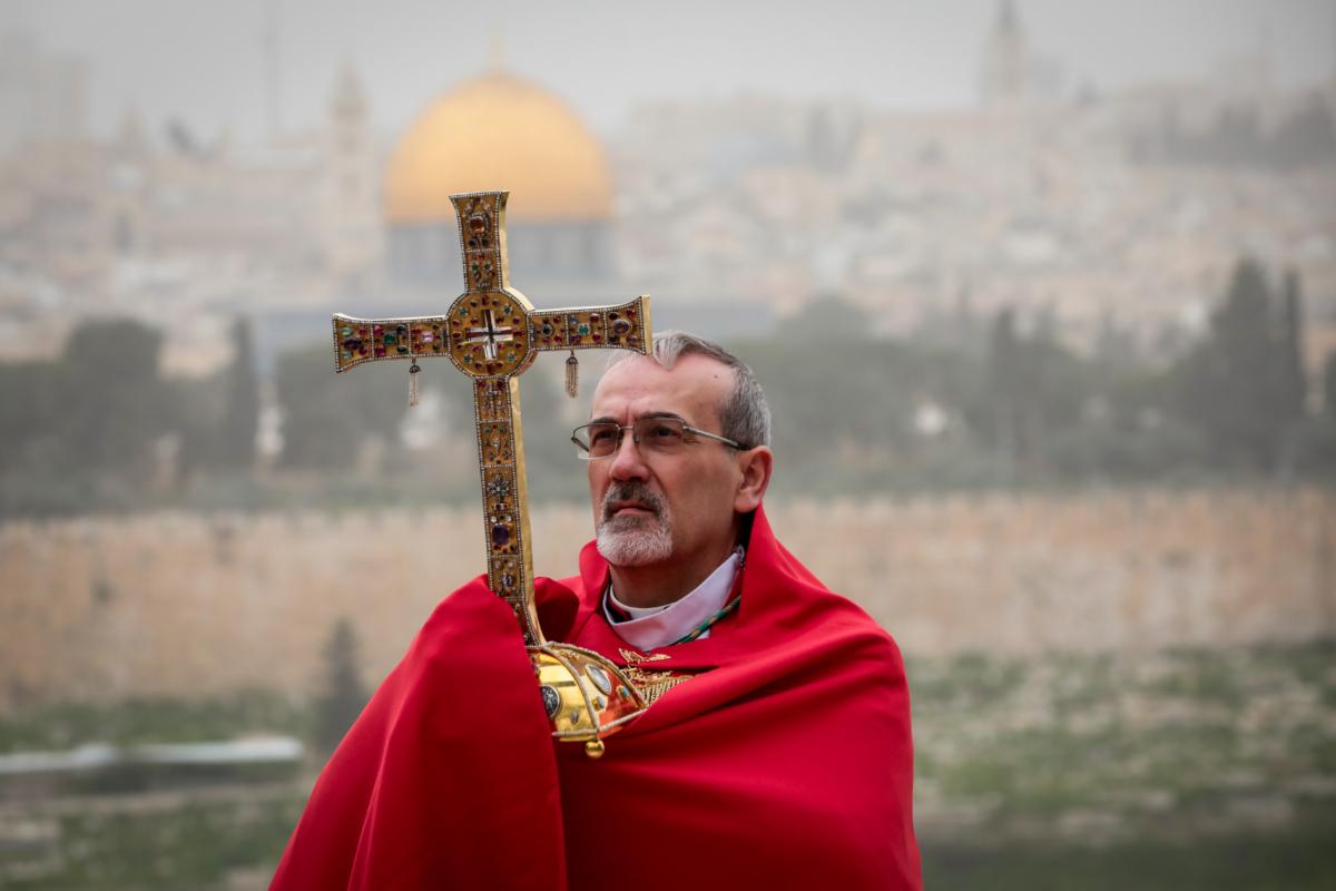 Ватикан: возобновление паломничеств на Святую Землю