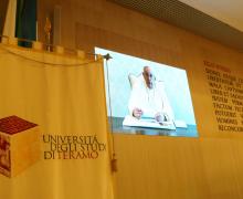 «Наука – за мир». Папа обратился к участникам научного симпозиума, организованного итальянской епархией Терамо-Алатри
