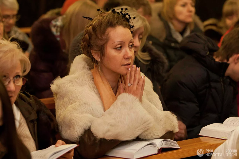 Решение Папы Франциска о Мессе не повлияет на жизнь католиков России