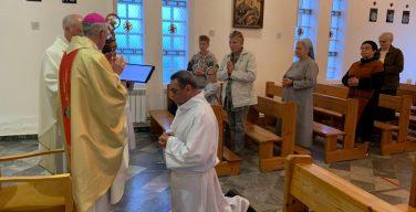 В Уральской столице Владыка Иосиф Верт совершил обряд поставления во чтецы