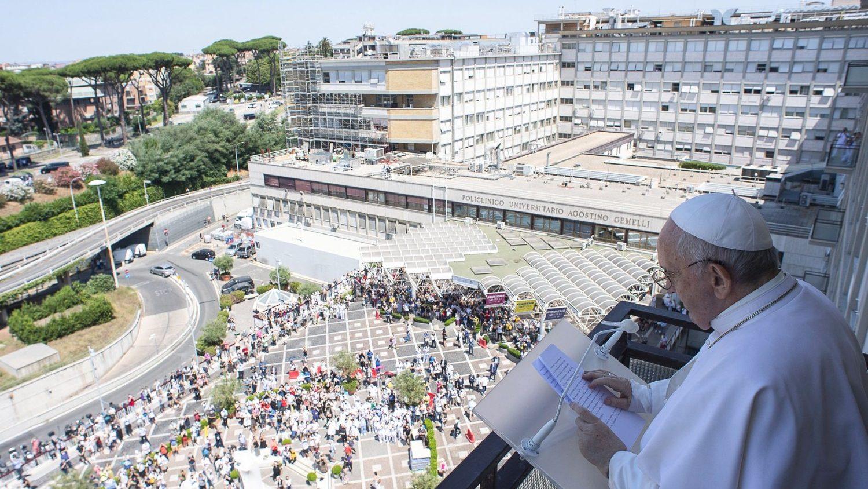 Воскресный Angelus 11 июля. Папа: пусть каждый получит помазание близости и заботы