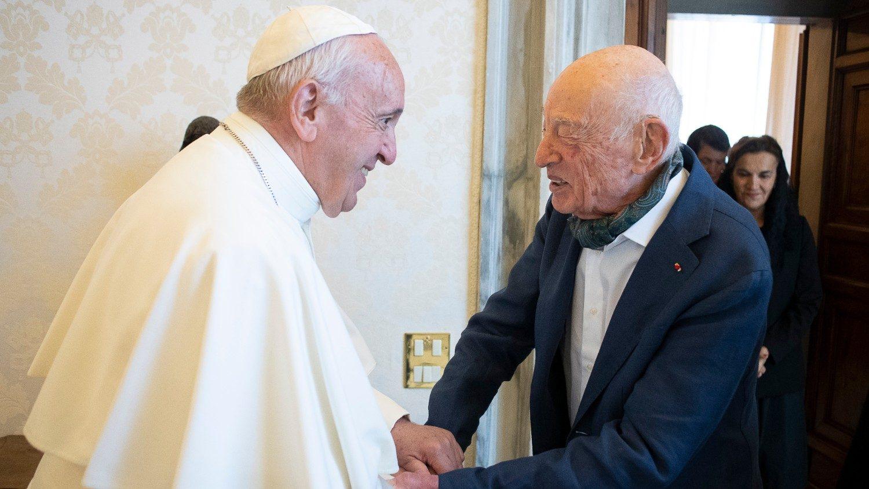 К 100-летию Эдгара Морена. Папа: жизнь на служении лучшему миру