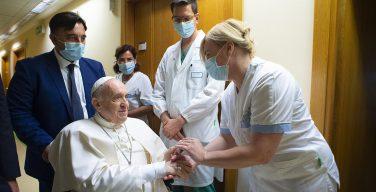 Новости о состоянии Папы Франциска после операции
