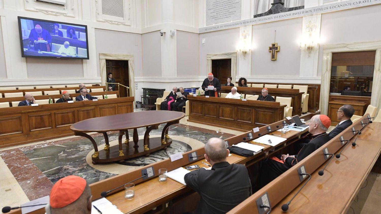 Совет по экономике рассмотрел бюджет Ватикана