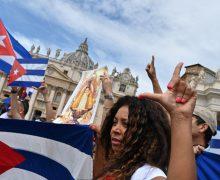 Папа призвал всех кубинцев довериться материнской защите Девы Марии Милосердной