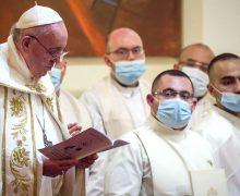 Словакия: полная вакцинация для посещения встреч с Папой