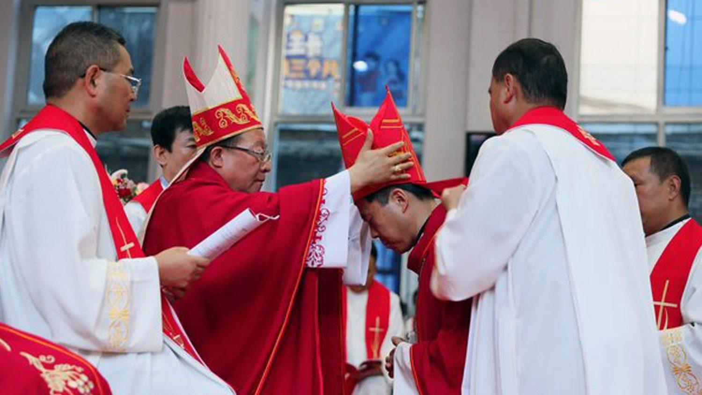 КНР: в рамках Временного соглашения хиротонисан еще один епископ