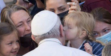Святейший Отец благодарен всем за добрые пожелания и молитвенную поддержку