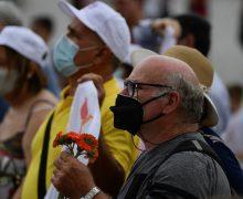 Папа призвал молодежь к диалогу с пожилыми людьми и благословил Олимпийские игры