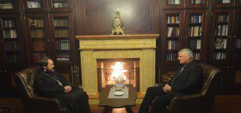 Президент Евангелистской ассоциации Билли Грэма Франклин Грэм посетил Россию