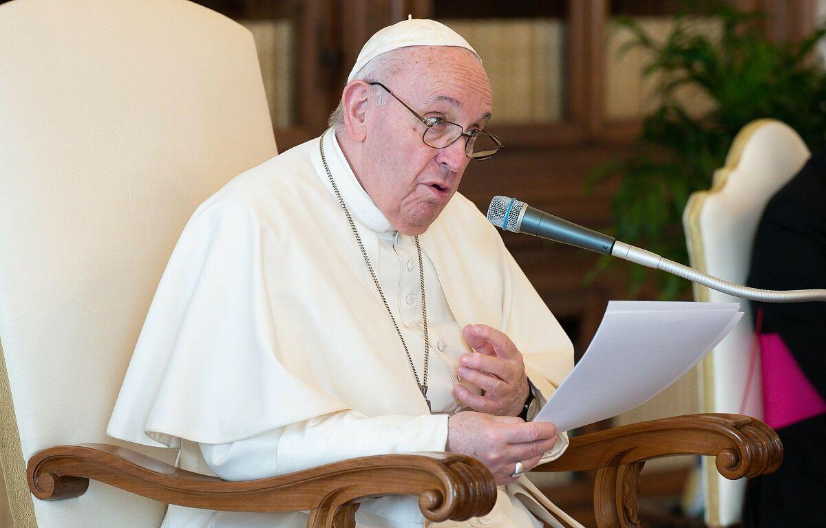 Послание Святейшего Отца Франциска епископам всего мира для представления Motu Proprio «Traditionis custodes» об использовании римской Литургии, предшествовавшей реформе 1970 года
