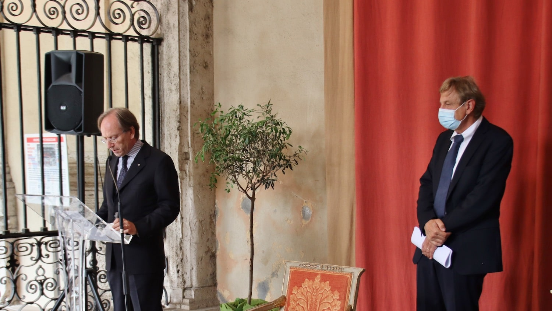 В Риме прошла презентация «Митинга дружбы народов»