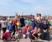 Каникулы с Богом для детей из Томска и Белостока (+ ФОТО)