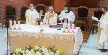 Верные Преображенской епархии вступили в Фаворскую неделю