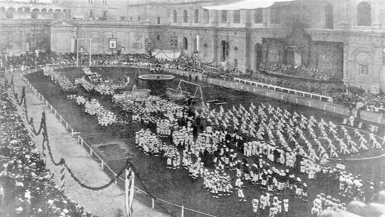 История. Когда Паралимпийские игры проходили в Ватикане