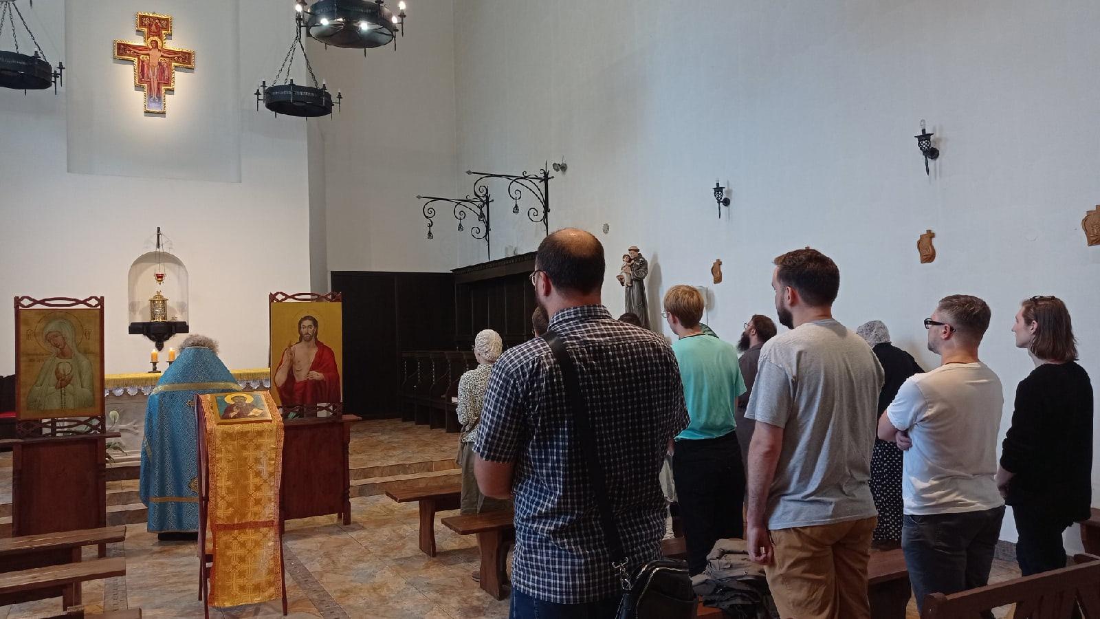 В Санкт-Петербурге началась встреча молодых российских греко-католиков