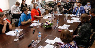 В Калининграде прошел круглый стол «Место культуры и культурного туризма в диалоге Восток – Запад. Православие – Католицизм»