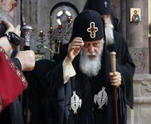 В Грузии опровергли слухи о намерении Патриарха Илии привиться от COVID-19
