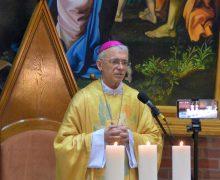 Слово Преосвященного Иосифа Верта на Торжественной Мессе в честь 24-ой годовщины освящения Кафедрального собора в Новосибирске
