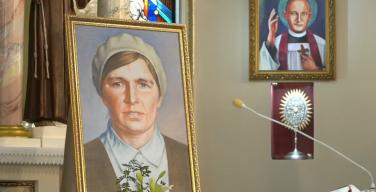 В Казахстане состоялось официальное открытие епархиального этапа процесса беатификации Гертруды Детцель