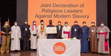Духовные лидеры Африки выступили против современного рабства