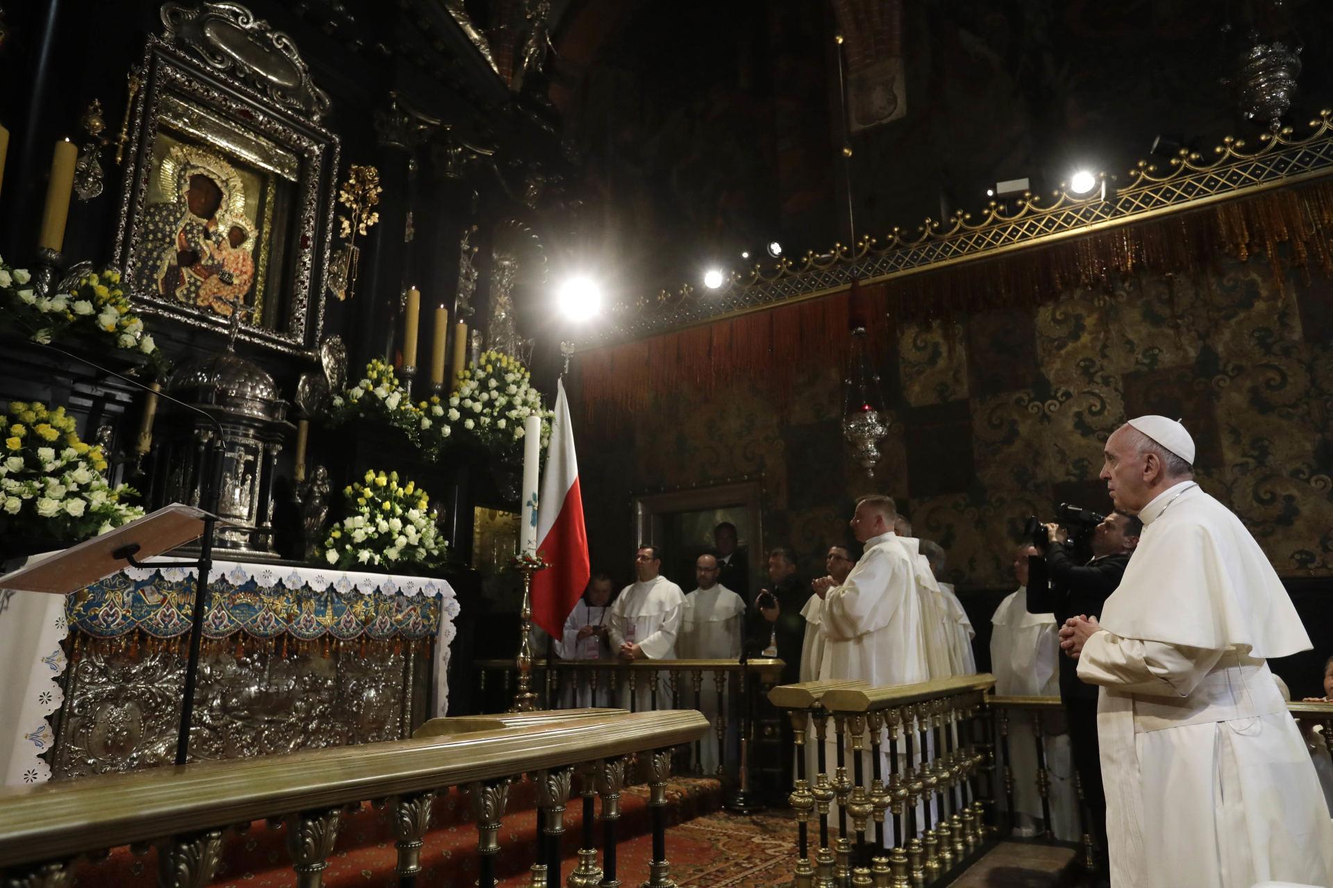 На общей аудиенции Папа напомнил о своём паломничестве в Ченстохову (+ ФОТО)