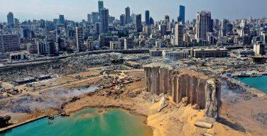 Папа призвал международное сообщество помочь ливанскому народу