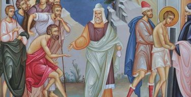 Библейские рассказы. Иосиф в Египте