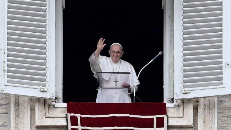 Слово Папы Франциска перед чтением молитвы «Ангел Господень» в 22-е воскресенье Рядового времени. 29 августа 2021 г., площадь Св. Петра