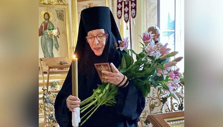 Народная артистка РСФСР Екатерина Васильева приняла монашеский постриг