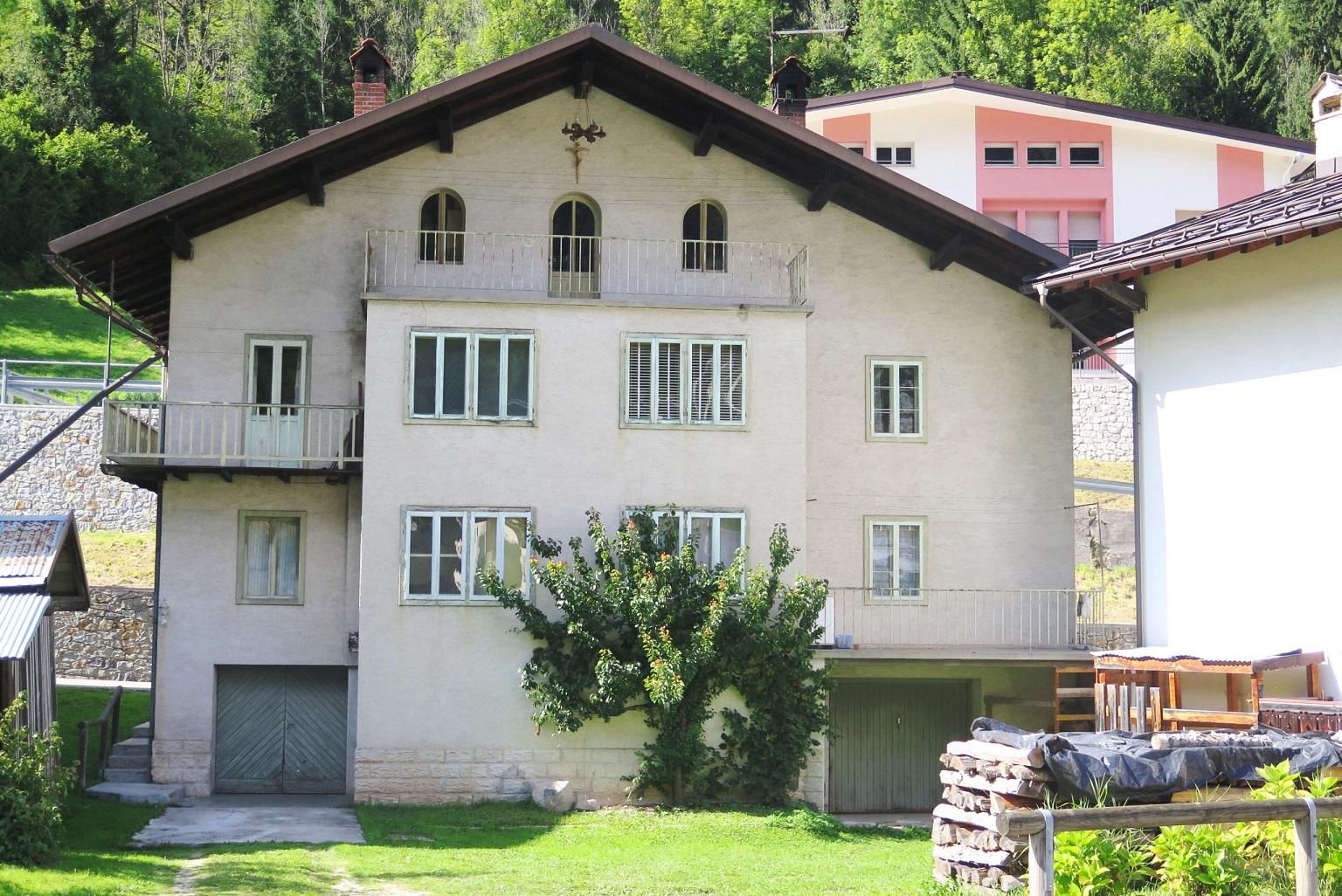Дом, в котором родился Иоанн Павел I, вновь открыт для посетителей