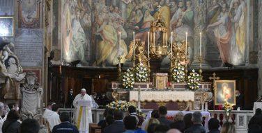 Папа: литургия должна вновь обрести центральное место в Церкви