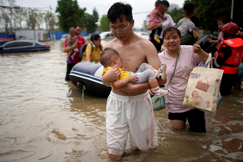 Китайским христианам запретили оказывать помощь жертвам наводнения от имени церквей и сообществ