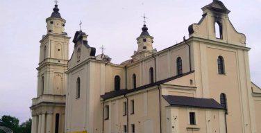 В Будславе начинаются работы по восстановлению Национального санктуария