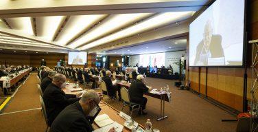 Итальянские епископы провели внеплановую ассамблею