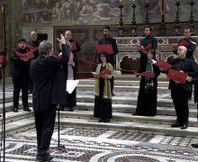 Сикстинская капелла: концерт в память о Жоскене Депре