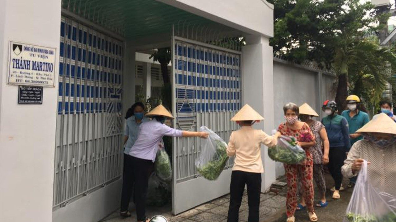 Власти Вьетнама благодарны Церкви за помощь во время пандемии