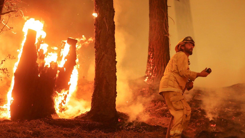 «Каритас» Греции помогает пострадавшим от пожаров