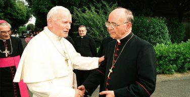 Папа молится об упокоении новопреставленного кардинала Сомало (1927-2021)