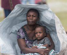 Гаити: Церковь помогает жертвам землетрясения