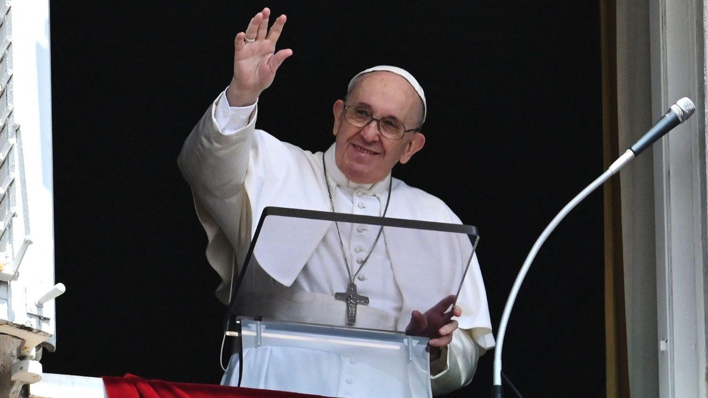 Воскресный Angelus 1 августа. Папа: искать Бога бескорыстно