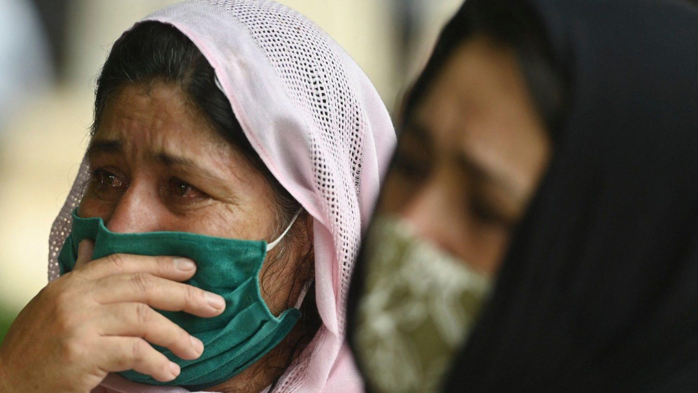 Католики, работающие в Афганистане, выражают опасения и говорят о неопределенности