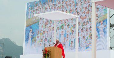 Папа: св. Андрей Ким Тэгон – апостол благовестия в трудные време