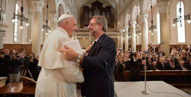 Папа направил приветственное послание участникам ежегодного Синода методистской и вальденсианской Церквей