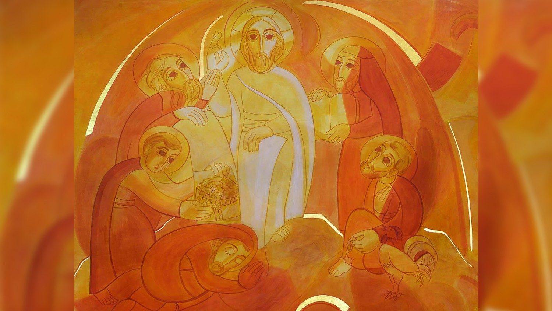Папа Франциск: будем делиться светом преображённого Христа