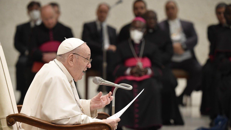 Папа на общей аудиенции: «С истиной Евангелия компромиссы невозможны»